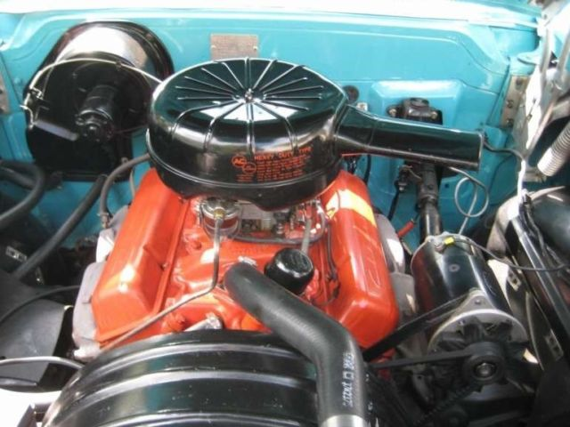 1958 Chevy Impala 283 ci Engine Original Classic Continental