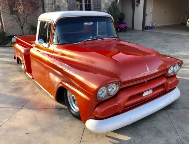 1958 Gmc Pickup,other truck,Bagged,Pro street,Pro touring