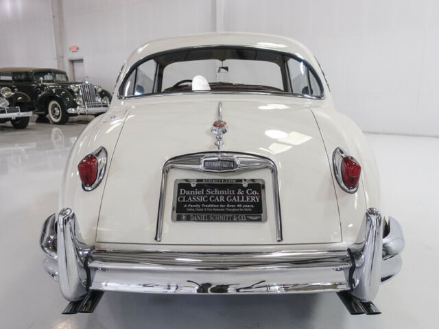 1958 Jaguar Xk150 Owned By A Nba Star For Over 40 Years