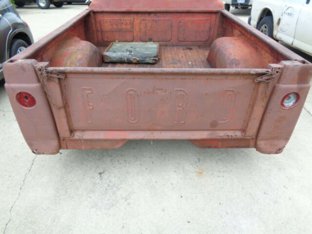 1959 FORD F100 RATROD COYOTE CONVERSION CROWN VIC SWAP 5 0