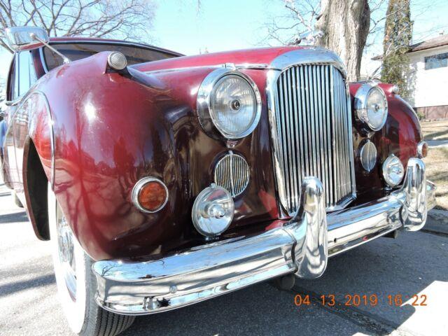 1959 Jaguar Mark 1X (Estate Sale) - Classic 1959 Jaguar 3.8