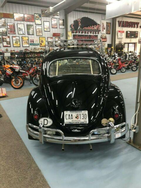 1959 Volkswagen Museum Quality Classic 1959 Volkswagen
