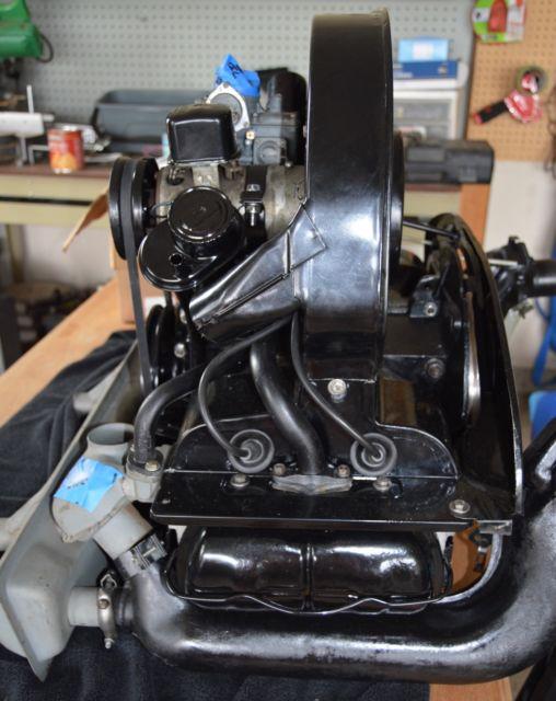 1959 VW Bug with Rebuilt 1960 VW Bug 1385 CC Engine (40 hp