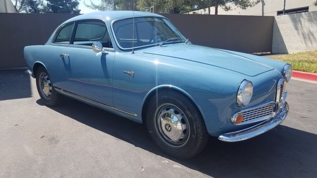 Alfa Romeo Sprint Giulietta Coupe Classic Alfa Romeo - 1960 alfa romeo giulietta for sale