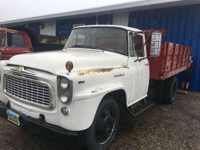 1960 B160 international harvester truck light duty 2 ton