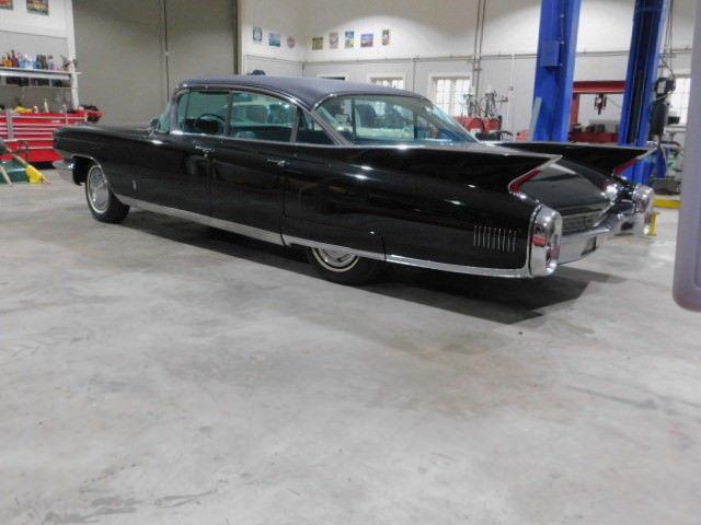 1960 Cadillac Fleetwood Sixty Special - Classic 1960