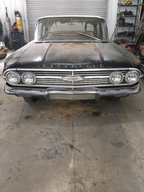 1960 Chevy Impala 4 Door True Solid Southern Barn Find Classic