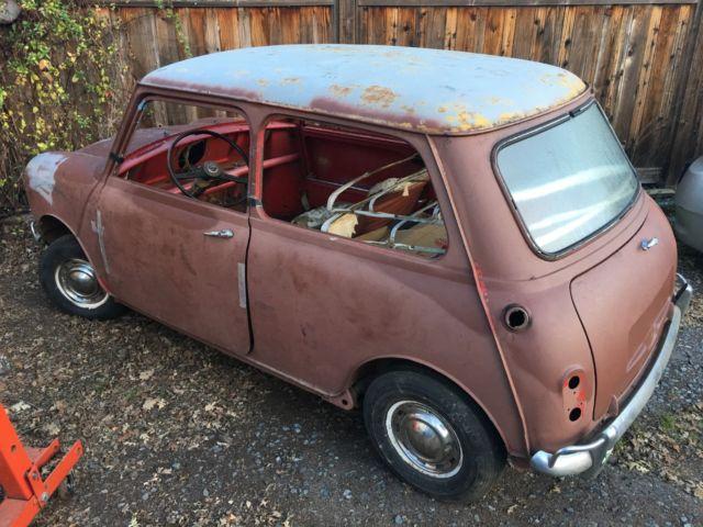 1960 Classic Mini Project - Classic 1960 Mini Classic Mini