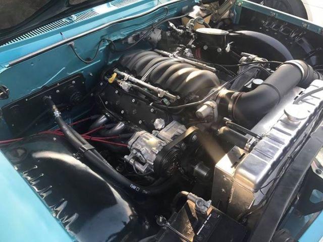 1961 Chevy Bel Air Resto Mod - Classic 1961 Chevrolet Bel Air/150