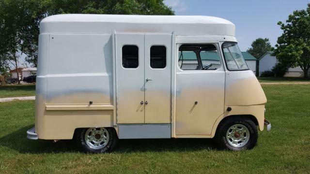 1973 chevy step van
