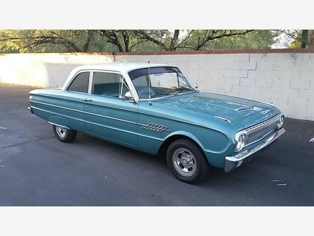 1962 Ford Falcon Futura Coupe Classic 1962 Ford Falcon