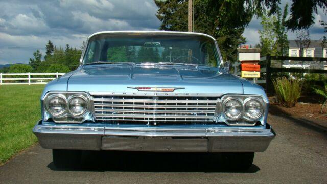 1962 Impala SS - Full running gear upgrade to make this