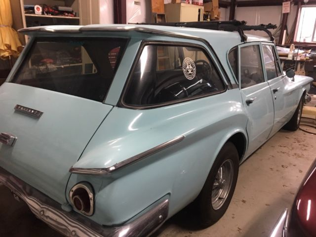 1962 Plymouth Valiant runs good slant 6 very good condition