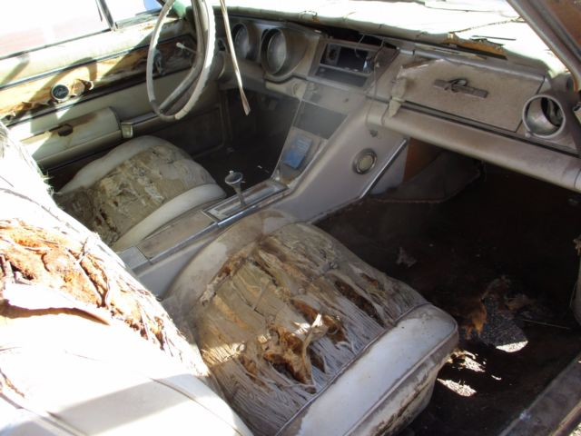 1963 Buick Riviera 401 Nail Head V8 Very SOLID Project Car