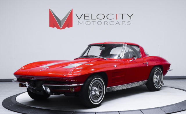 1963 Corvette Stingray Coupe - Classic 1963 Chevrolet