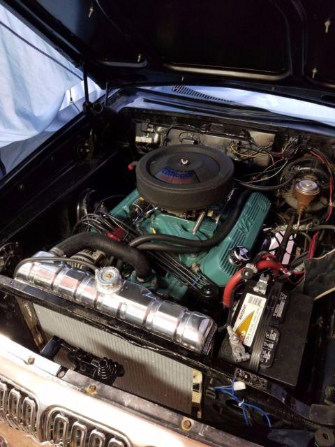 1963 Dodge Polara, 4-Door Hardtop, 383ci, Push-Button Auto