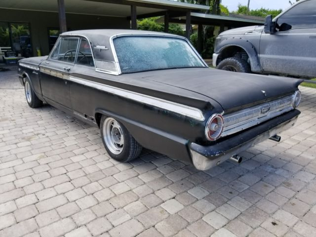 1963 Ford Fairlane 500 Coupe RUNNING (with title) - Classic