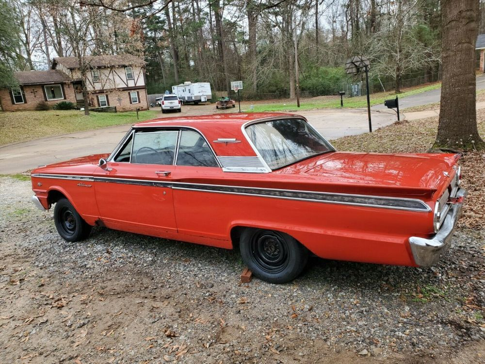 1963 Ford Fairlane 500 Sports Coupe - Classic 1963 Ford