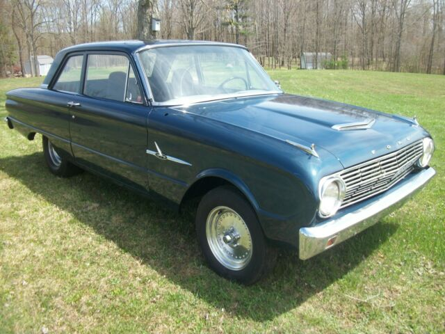 1963 ford falcon PROSTREET NO RESERVE - Classic 1963 Ford
