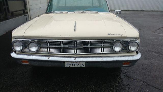 1963 Mercury Breezeway S55 2DR 390-4V Auto - Classic 1963