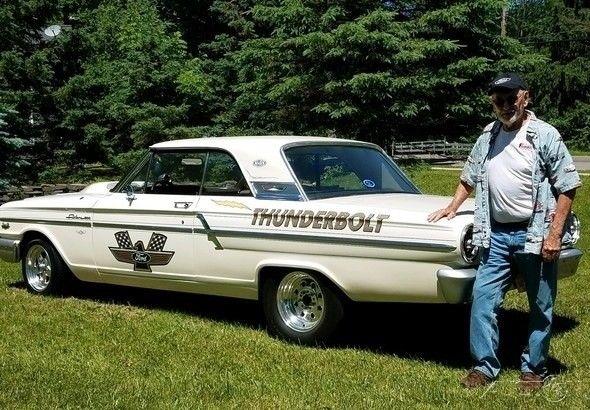 1964 1964 Ford Fairlane Thunderbolt Clone C-4 Automatic