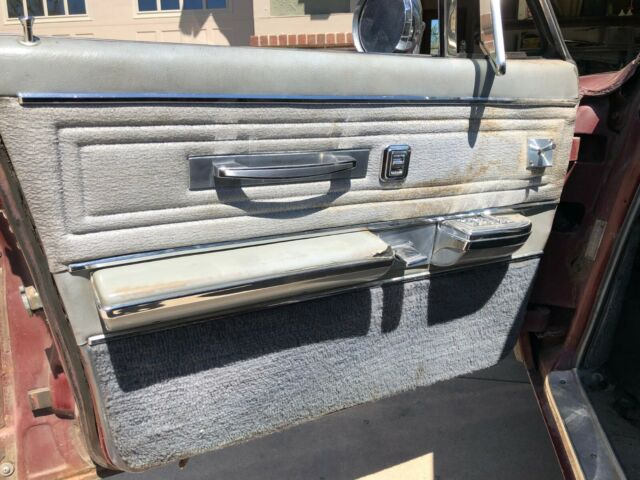 1964 Buick Electra 225 4 door Hardtop 465 Super Wildcat