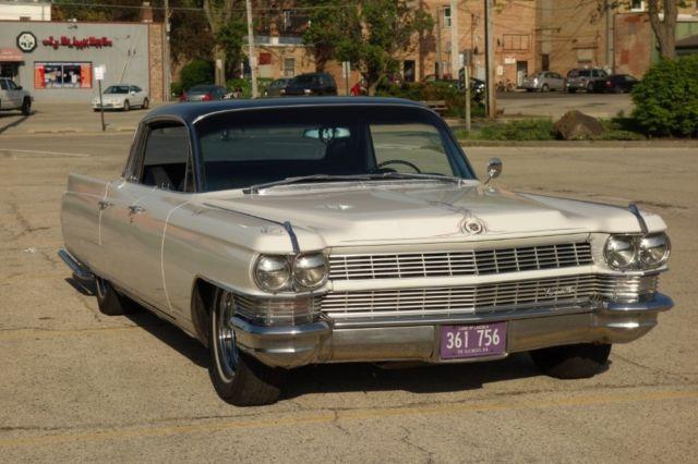 1964 Cadillac Fleetwood for sale! - Classic 1964 Cadillac ...