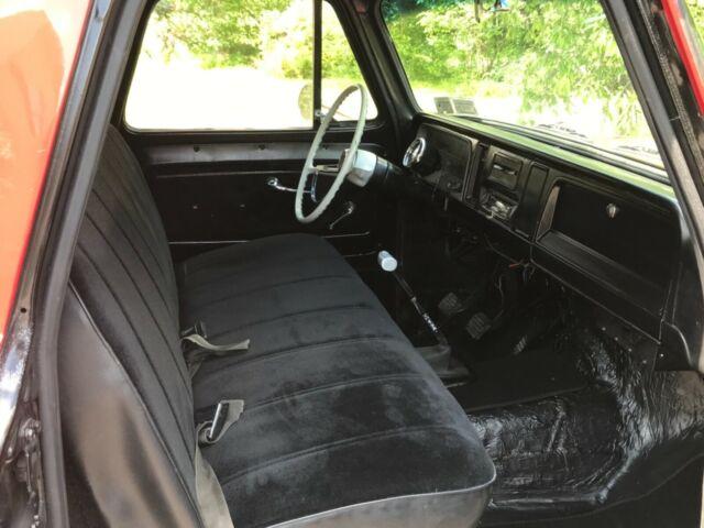 1964 Chevrolet C 10 Pickup Truck Classic 1964 Chevrolet