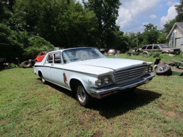 1964 Chrysler Newport body, engine not in car, will make a