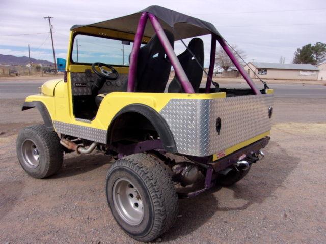 1964 Jeep CJ5 Chevy 350 V-8 ! Power Steer! Power Brake! Tilt