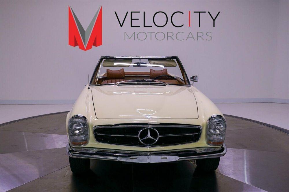 1964 Mercedes-Benz 230 SL 4 Speed Manual 2-Door ...