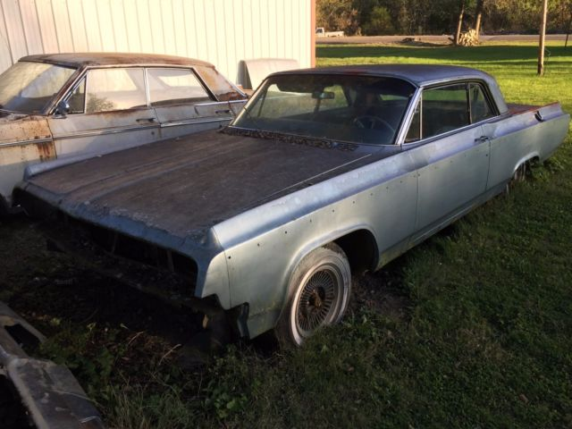 1964 Oldsmobile Dynamic 88 2 door and 4 door cars - Classic