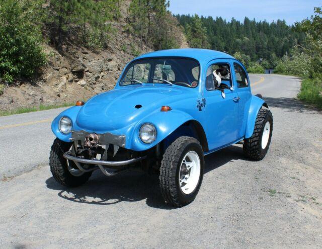 1964 vw baja bug beetle custom old school buggy dune rat rod