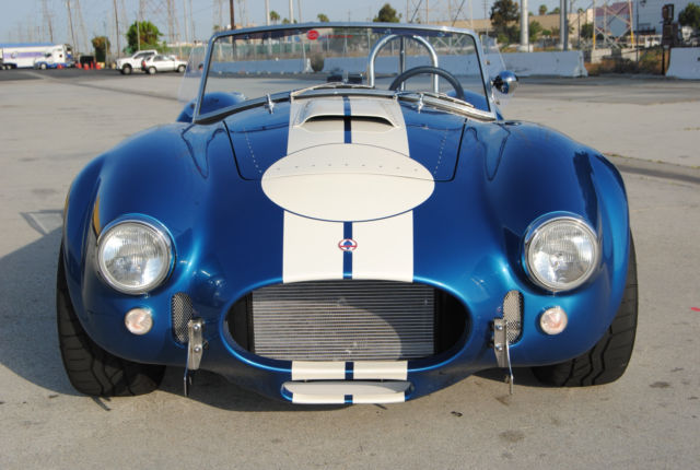 1965 Backdraft Racing 427 Cobra (Roush 427R) - Classic 1965