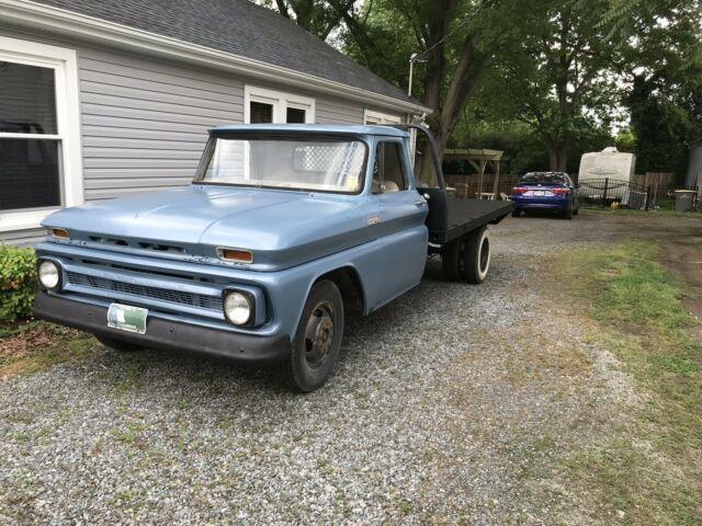 1965 Chevrolet C30 Dually Flatbed Gooseneck 11' - Classic 1965