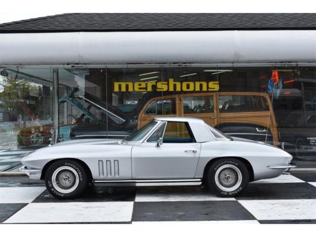 1965 Chevrolet Corvette 4 Speed Manual 2-Door Sedan