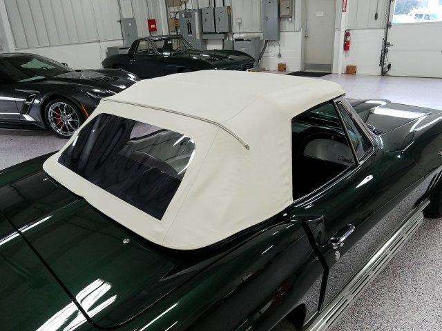 1965 Chevrolet Corvette Convertible 327 350 Hp 4 Spd Show