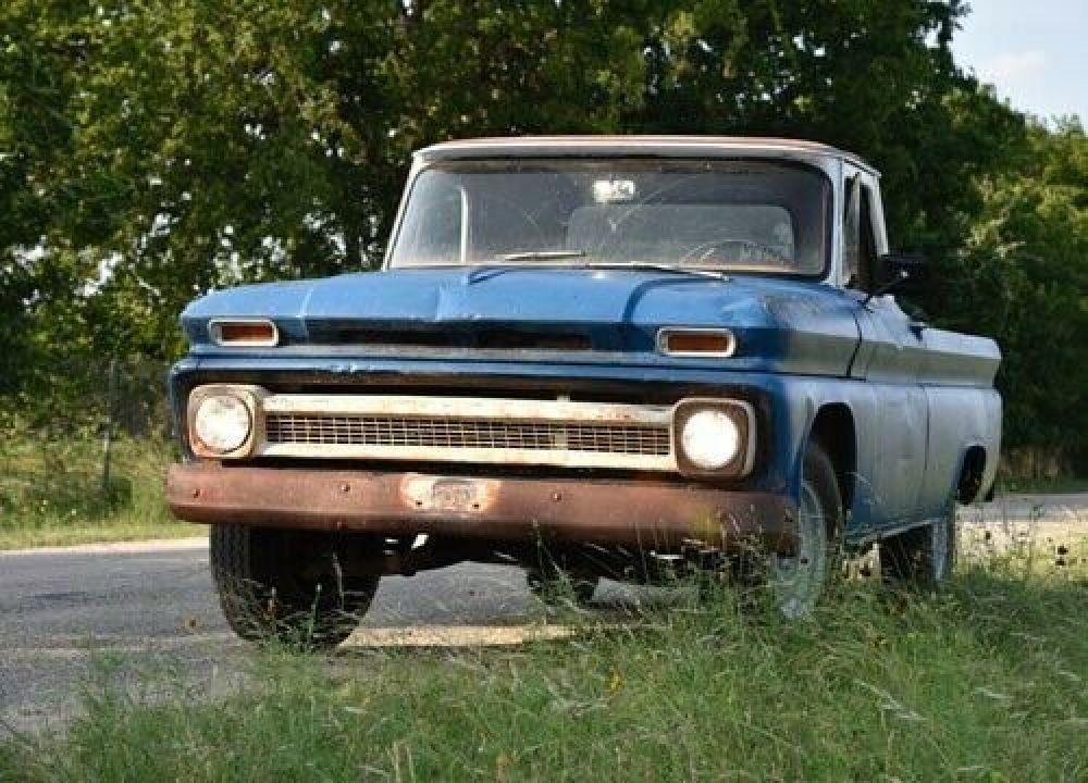 1965 chevy c10 5 9 cummins diesel fleetside shortbed 94 Chevy Fuel Pump Wiring