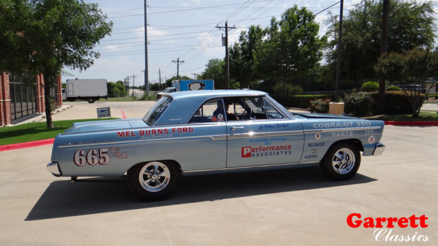 1965 Ford Fairlane 500 Famous Drag Racer Les Ritchie 1 0f 2