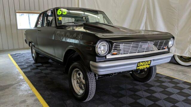 1965 Nova II Gasser! 2400 miles on Build! 462 Big Block! TRADES