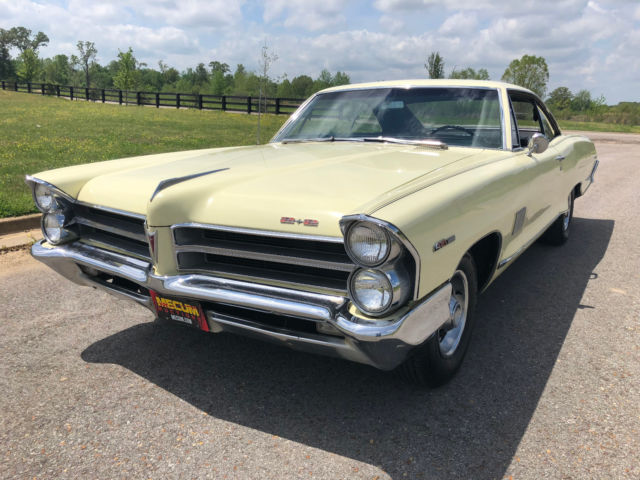 1965 Pontiac Catalina 22 Automatic With Numbers Matching 421 Gto Gp