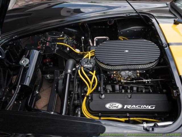 1965 Replica/Kit BackDraft Racing 427 Shelby Cobra 5 Speed