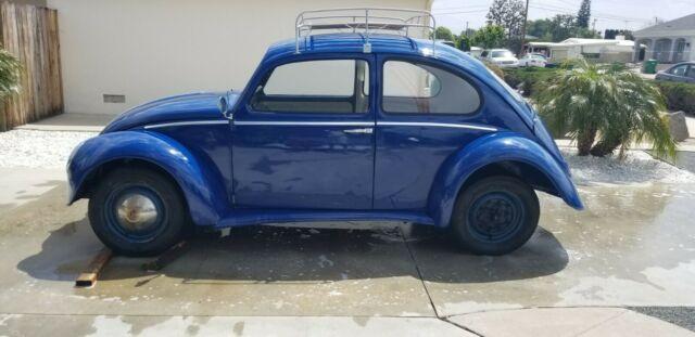 1965 VW Bug Beetle Classic California Drag Bug 2180cc Dual Port
