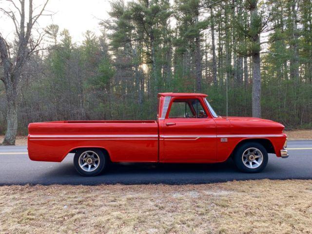 1966 chevy c10 frame