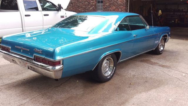 1966 Chevy Impala SS 427 - Classic 1966 Chevrolet Impala Coupe for sale