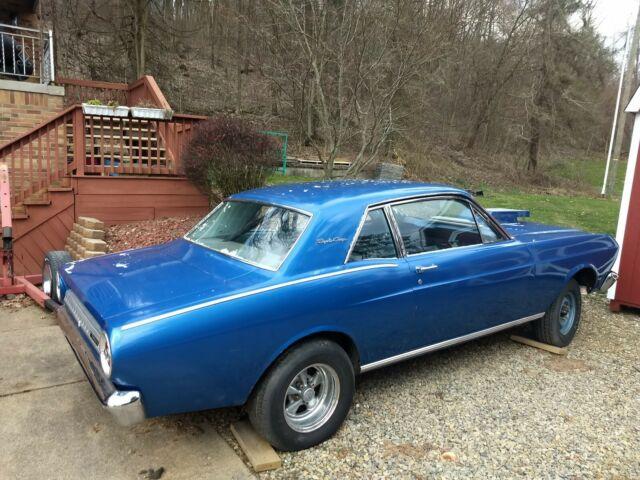 1966 Ford Falcon Futura 2door Sports Coupe - Classic 1966