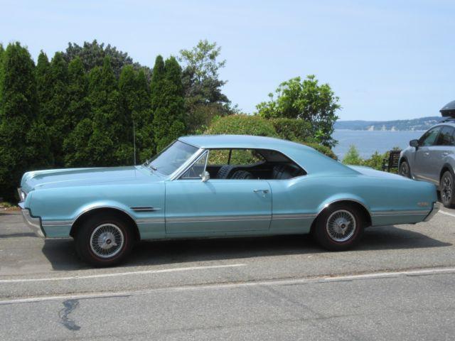 1966 Oldsmobile 442 Hardtop Survivor - Classic 1966