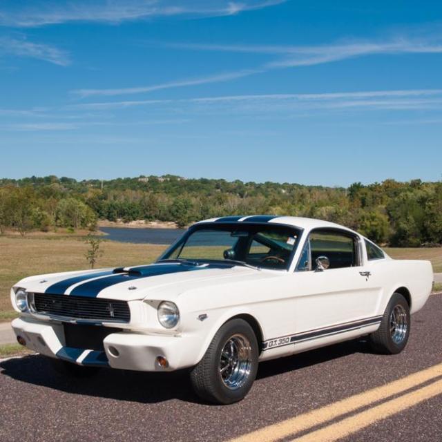 1966 Shelby Mustang K Code GT350 Replica Fastback