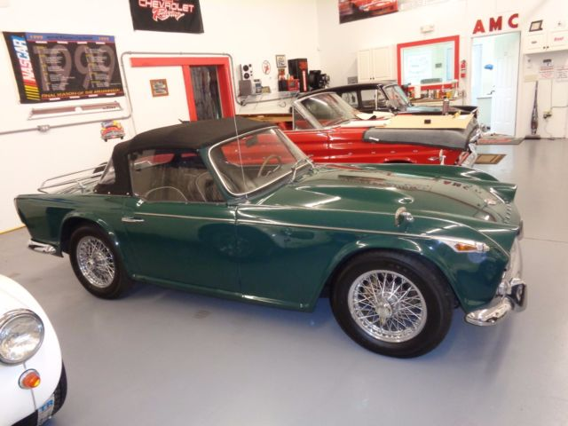 1966 Triumph TR4 A - Classic 1966 Triumph Other for sale