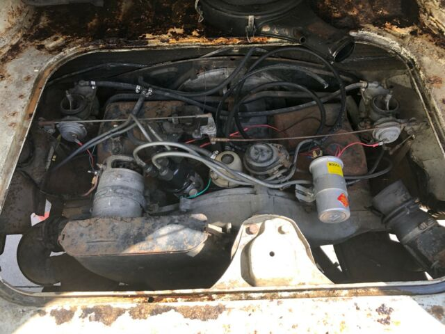 1966 VW Type 3 Fastback Project - Classic 1966 Volkswagen
